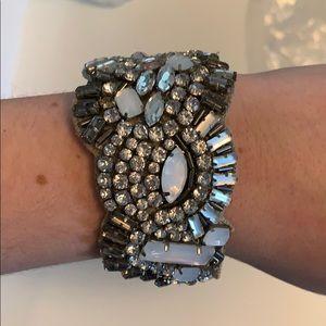 Jeweled Stella and dot bracelet